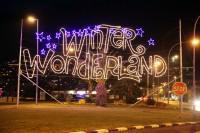 Gordons Bay Winter Wonderland Festival Attractions 2013