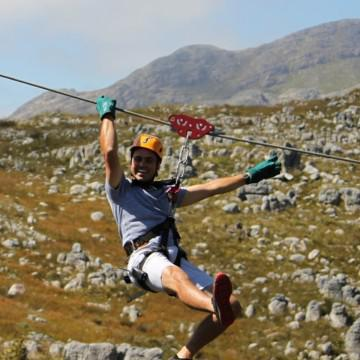 Canopy Tour at Hottentots Holland Nature Reserve