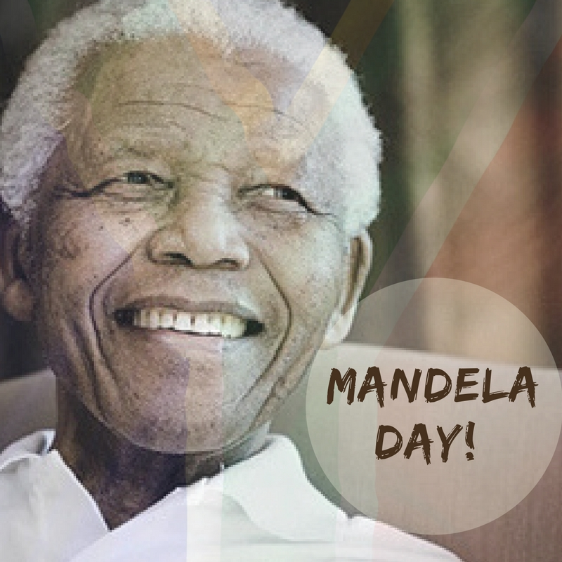 Top 8 things you can do this Mandela Day