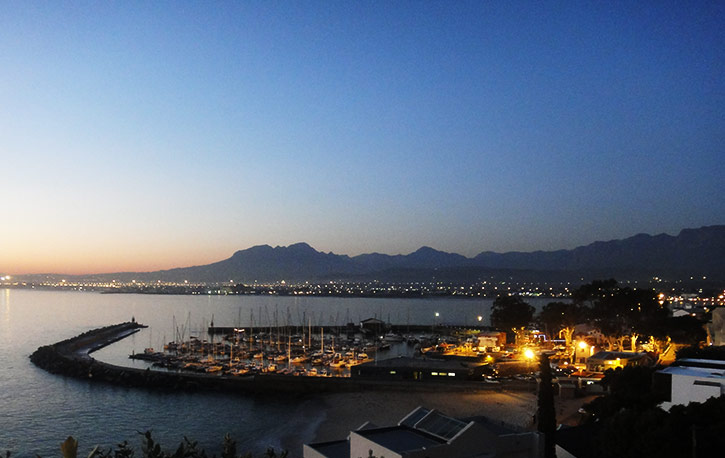 State of Gordon's Bay Harbour reviewed