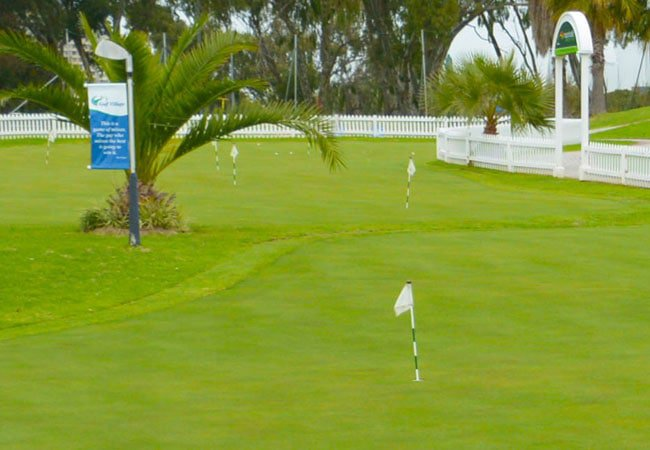 Vodacom Golf