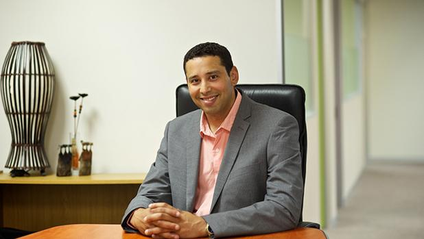Brett Hendricks is General Manager at Thebe Tourism Group.