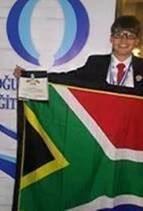 SA flag @ Robofest 1