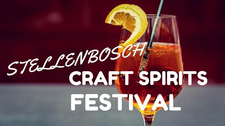 Stellenbosch Craft Spirits Festival @ Dtrekka - 9 Feb 2019