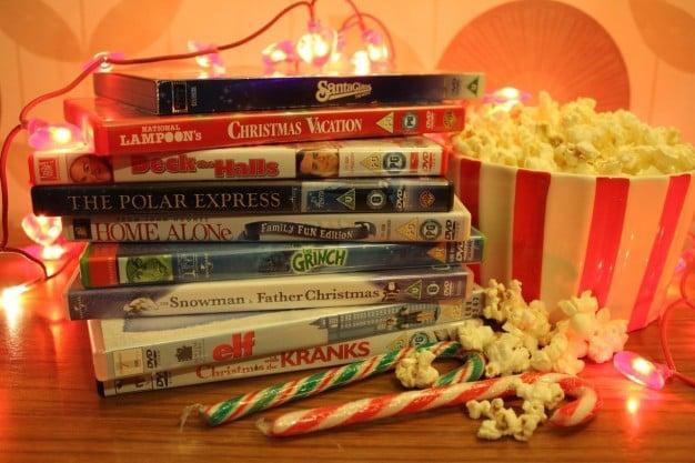 Christmas Movie Marathon