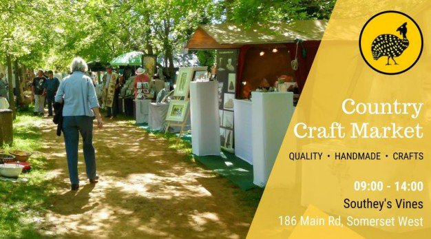 Country Craft Market at Southey's Vines
