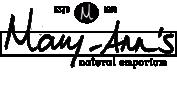 Mary-anns logo