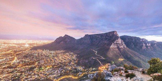Cape Town's tourism