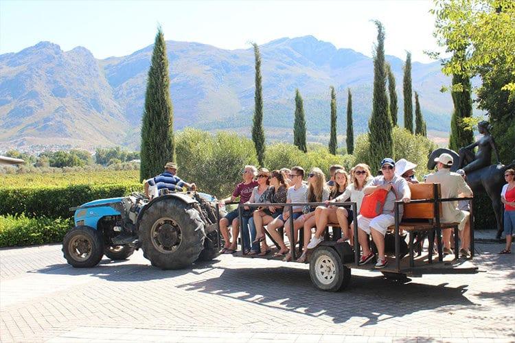 Grande Provence Harvest Festival is a barrel of family fun
