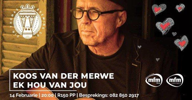 Koos van der Merwe