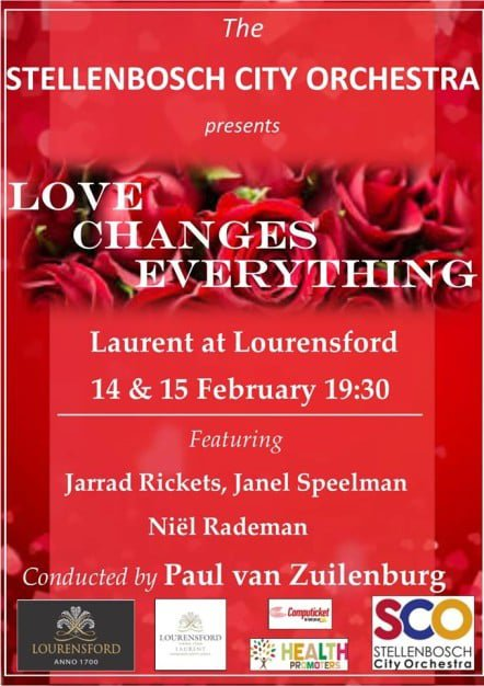 Valentines day at Lourensford