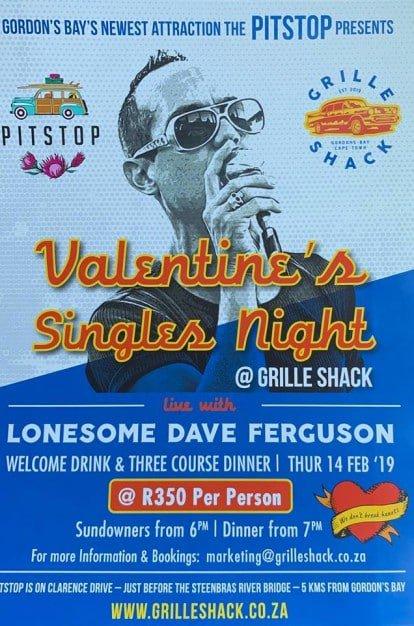 Pitstop Lodge Valentines
