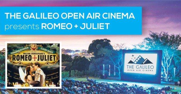 Valentines Day Open Air Cinema