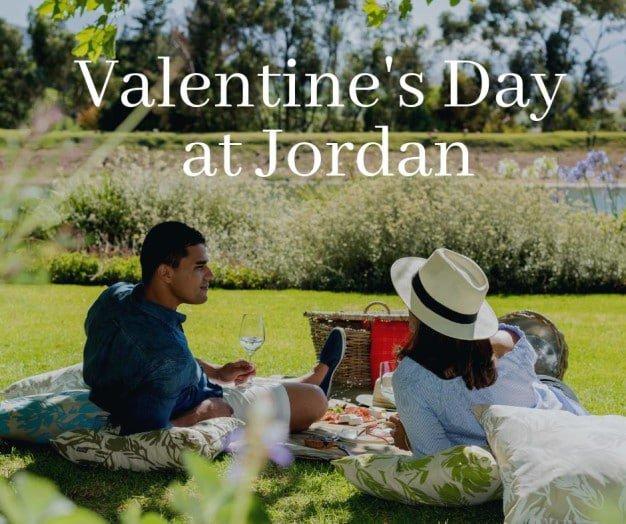 Valentines Picnic Jordon Wine