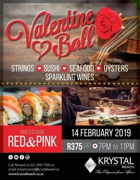 Valentines Ball Krystal Beach Hotel