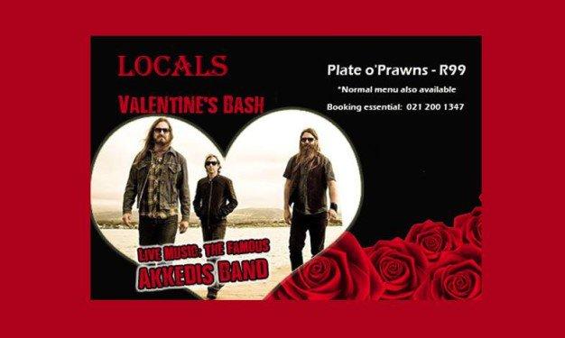 Valentines Bash Locals Pub