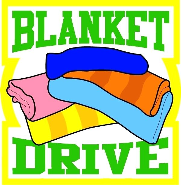 Blanket Drive to distribute in May 2019