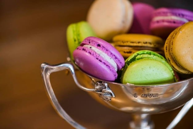 Easter Afternoon Tea at Lanzerac