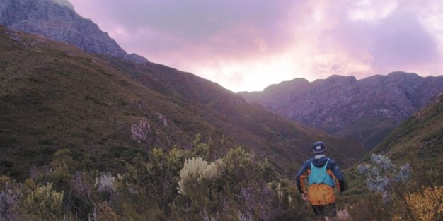 Westgro Video Cape Trail Running