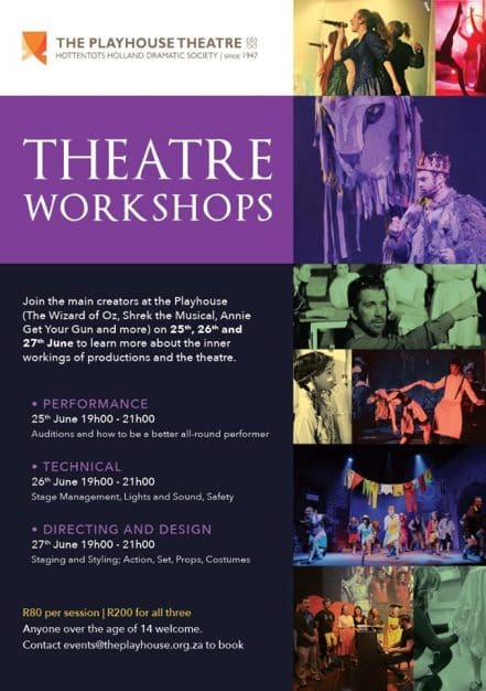 Theatre Workshops