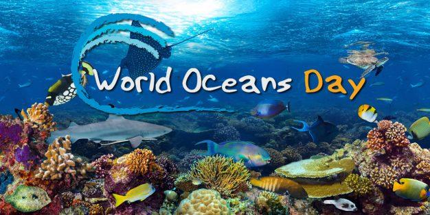 World Oceans Day June 2019