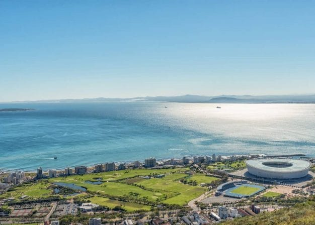 Cape Town ranked best city in Africa and Middle East