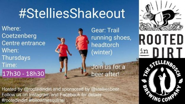 Stellies Shakeout