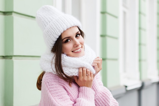 5 beauty tips to keep you warm this winter