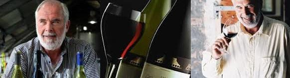 Winemaker Peter Finlayson