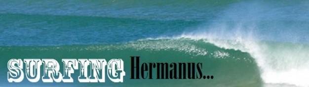 Surfing Hermanus