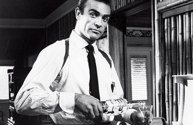 James Bond Cocktails