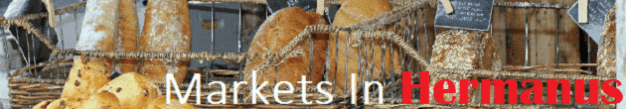 Markets in Hermanus