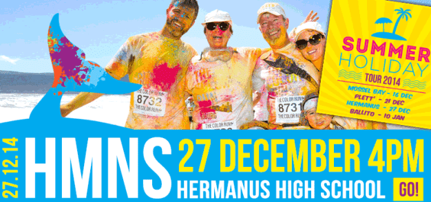 The Color Run HMNS
