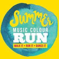 The Summer Music Colour Run