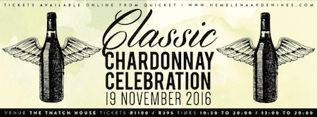 Hemel-en-Aarde Classic Chardonnay Celebration