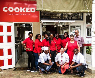 The new team at Cooked