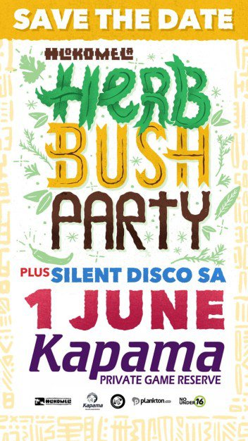 Herb Bush party