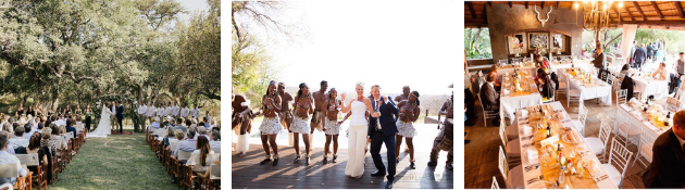 Khaya Ndlovu Lowveld Wedding Venue