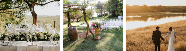 Khaya Ndlovu Wedding Venue Hoedspruit
