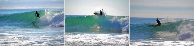 J-bay is a surfers Paradise