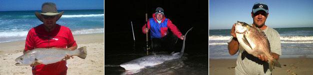 Local fisherman Roland Yssel