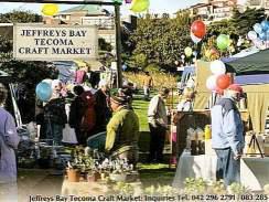 Jeffreys bay Recoma Craft Market