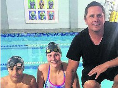 Young sport stars head to world champs