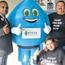 Name Kouga's new water mascot and win