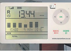 Water and Electricity Monitor