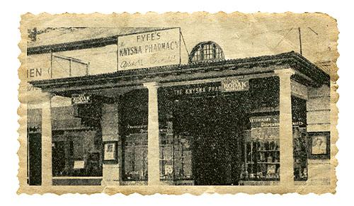 Old Knysna - Fyfes Pharmacy