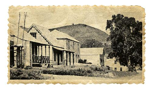 The Jonker Builidng, Knysna