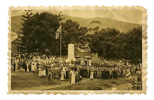The Knysna War Memorial