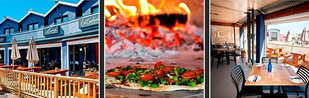 The Col'Cacchio pizzeria family just got bigger with the opening of its Knysna branch in the heart of the famed Garden Route.