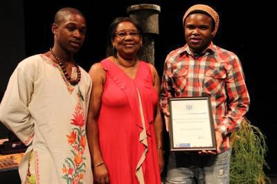 Nekkies thespian thabiso newman with jane moleleki, arts and culture